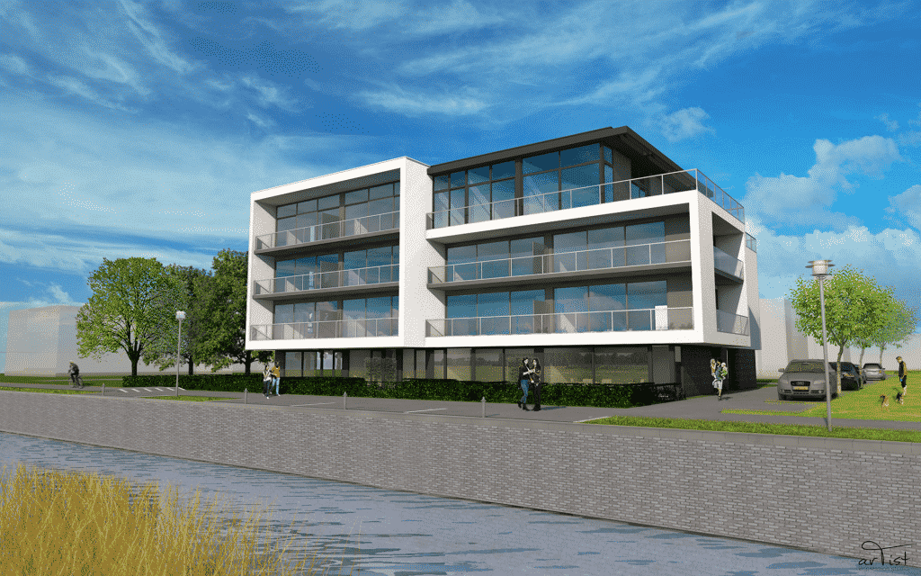 Project Allure almere poort
